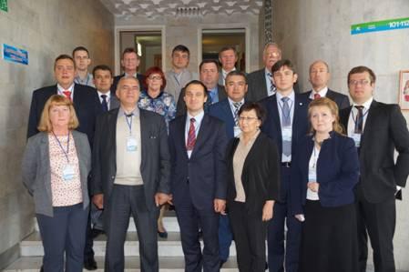 С 20 по 21 сентября 2016 г. в г. Иркутск состоялось 44 заседание НТКМетр МГС