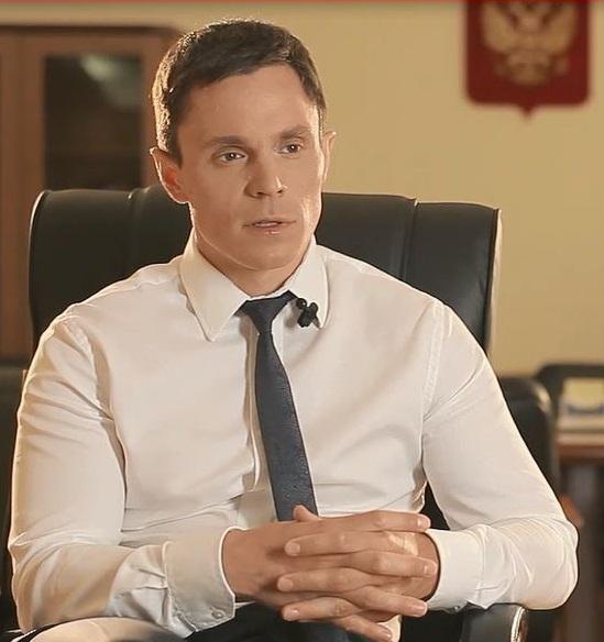 Глава Росстандарта Алексей Абрамов